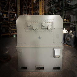3400 kW motor for sale